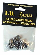 Cro-Mo Bike Chainring Bolts 3 Lengths Pack of 5