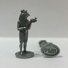 Soldatini kinder metal Egyptiens 35mm L60 fer