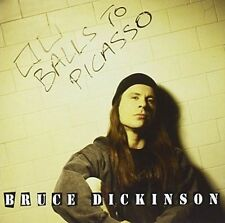 Balls to Picasso [Bonus Tracks] by Bruce Dickinson (Iron Maiden) (CD, May-2005, 2 Discs, Sanctuary (USA))