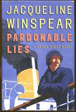 Pardonable Lies by Jacqueline Winspear-1st Ed./DJ-3rd Maisie Dobbs Novel-2005