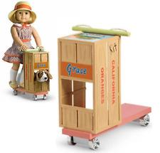 NEW American Girl KIT'S HOMEMADE SCOOTER In Original American Girl AG BOX