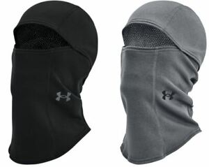 Under Armour 1365985 Men's UA ColdGear Fleece Balaclava Tactical Hood, OSFA