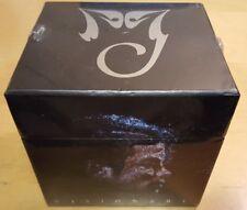 MICHAEL JACKSON - THE VIDEO SINGLES - VISIONARY CD BOX SET NEW & FACTORY SEALED