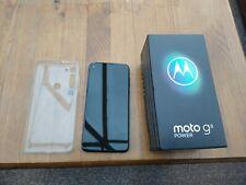 Moto g8 power phone black.