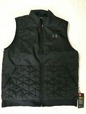 """Under Armour Men's ColdGear Reactor Performance Vest 1342700 XL 46-48"""" Chest NWT"""