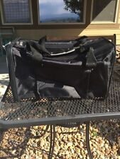 Dog/Cat/Pet/Carrier/Purse/Tote/Bag - Casual Canine - Black - NEW