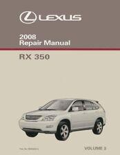 car truck repair manuals literature for lexus for sale ebay rh ebay com 2017 Lexus RX 2010 Lexus RX