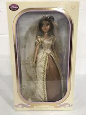 Disney Store Rapunzel Wedding Doll Limited Edition, Tangled Ever After, New