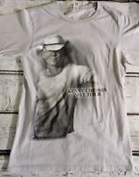 Kenny Chesney 2011 Official Tour Shirt T-Shirt Sz Small S Gray Unisex Womens