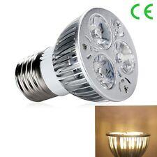 1/10pcs E27 GU10 MR16 Dimmable LED Lamp Spot Light Bulb 9W Cool/ Warm White