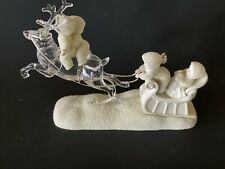 Dept 56 Snowbabies Up Into The Stars Collectors Edition-Pristine