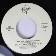 Rap Unplayed 45 Shaggy Featuring Rayvon - Nice And Lovely / Victoria'S Secret On
