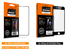 Spigen 057GL22986 Screen Protector for Iphone X - Black