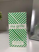 MA GIRFFE CARVEN Eau de PARFUM for woman new in box SEALED 100 ml spray