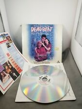 DEAD BEAT LaserDisc  Sara GILBERT  Bruce RAMSAY  Rare