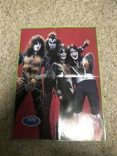 """Kiss Magazine Centerfold Double Sided Poster 21x15"""""""