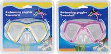 Kinder-Taucherbrille Tauchermaske 2 - Farben Kinder Kidergeburtstag NEU OVP