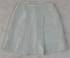 Pleated Regular Dry-clean Only Knee-Length Skirts for Women