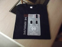 RETRO SYNTH T SHIRT SYNTHESIZER DESIGN ROLAND SH 5 RING MOD  S M L XL XXL
