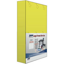 "6-UP Door Hangers LIFT-OFF LEMON  Item 212D  65lbAB 250 Sheets  11"" x 17"""