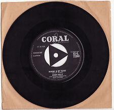 BUDDY HOLLY - RAINING IN MY HEART Ultrarare 1959 UK Single Release!