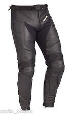 Kawasaki Leather Motorcycle Pants Black Trousers Leather New Leather Trousers
