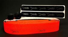 Deda Elementi Mistral Road Bike Handlebar Bar Tape Soft Touch Fluorescent Orange