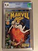 MARVEL AGE 6 CGC 9.4 NM Beta Ray Bill Cameo First Appearance Is Thor 337