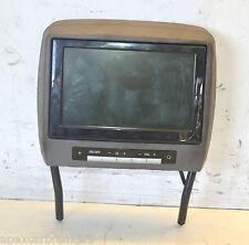Mercedes S Class Head Rest tv Monitor W221 Grey Headrest DVD Monitor 2006