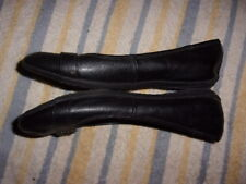 Faded Glory BLACK SHOES WOMENS SIZE 6