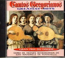 Cantos Gregorianos - Greatest Hits  - CD 1993