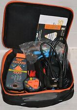 Socket and See PDL234 Multifunction Loop Tester Mint Condition