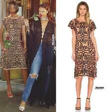 NWT For Love and Lemons Antonina lace beige midi maxi dress size XS - $356
