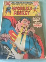 World's Finest #213 • Superman and The Atom! (DC Comics 1972)