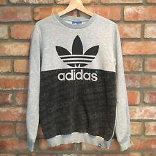 Adidas big logo sweater size M