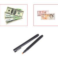 2 stücke Währung Geld Detektor Geld Checker Gefälschte Marker Gefälschte Te CBC