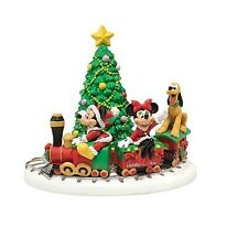 Dept 56 Disney Mickeys Holiday Train Express - Minnie & Pluto