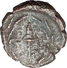 Elaia in Asia Minor 200BC Ancient Greek Coin Demeter Torch Hope emblem i27761