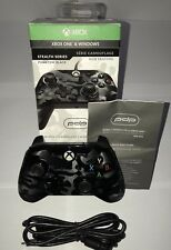 WIRED Xbox One Controller - PDP Licensed Phantom Black Camo (USED)