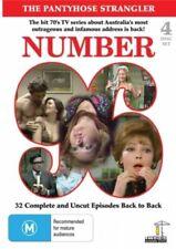 Number 96: The Pantyhouse Strangler (DVD, 2008, 4-Disc Set)