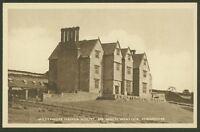 Wilderhope Manor Hostel, Much Wenlock, Shropshire - Youth Hostel - 40's Postcard