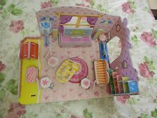 Jigsaw 3D Puzzle sweet bedroom Assembly Model for girls Gift  DIY crafts