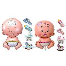 5pcs Folienballon IT'S A BOY / GIRL Mädchen/Junge Baby Party Deko Kinder Geburt