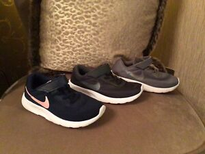 Nike Trainers. Junior Size 12. Used