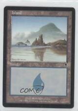 2001 Magic: The Gathering - Odyssey Booster Pack Base #338 Island Magic Card 0b4
