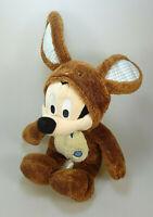 Mickey Mouse Maus Hase Osterhase Plüsch Figur ca. 35 cm Disney Store