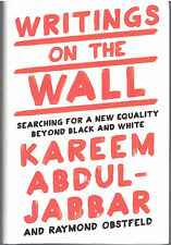 Writings on the Wall by Kareem Abdul-Jabbar - SIGNED
