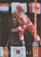 1994 Classic Pro Prospects International Heroes #LP22 Pavel Bure - NM-MT