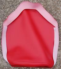 HONDA 1988-2000 TRX300 / 1995-2000 TRX300FW FOURTRAX 4X4 RED SEAT COVER 1989