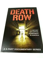 Death Row: A History of Capital Punishment in America DVD 6 Part Documentary New